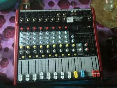 Power mixer Dynmax