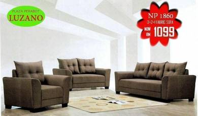 3 2 1 seater sofa set (Mo-CARINA)23/04