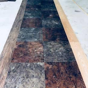 Lantai vinyl tile & Vinyl Plank- idi flooring