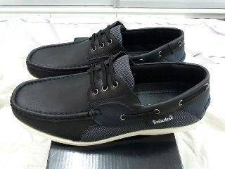 Casual Timberland Black
