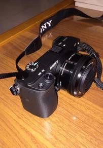 Sony a6300 kit lens