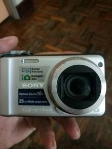 Sony camera cyber shot dsc-h55