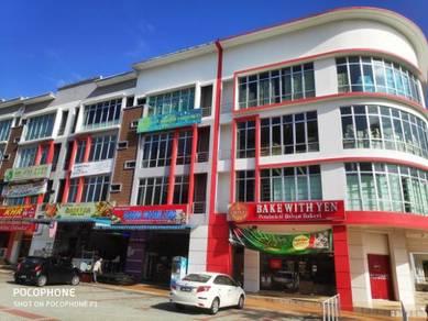 Bandar Seri Alam 4 Storey Shoplot RENOVATED With ELEVATOR