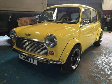 Classic mini part wheel arch klasik mini