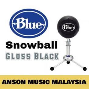 Blue Microphones Snowball Classic USB Mic,Gloss Bk