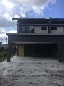 New Double Storey Terrace Corner at Stampin Baru for Sale