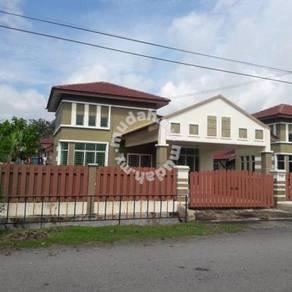 Single Storey Bungalow, Krubong Perdana, Melaka