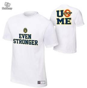 Gym T Shirt ( John Cena New White)
