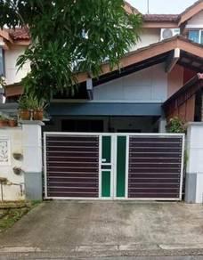 BOLEH FULL LOAN Jalan Kenari Taman Scientex Pasir Gudang untuk dijual