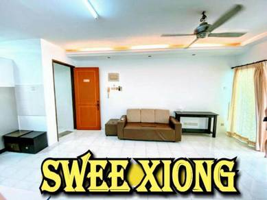 SYMPHONY PARK 700SF 1CPak FullFurnish at JELUTONG CHEAPEST RENT