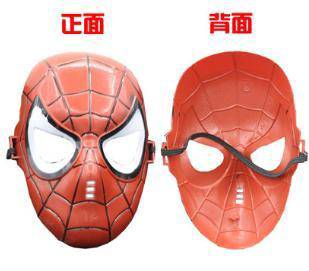 Spiderman 3D mask