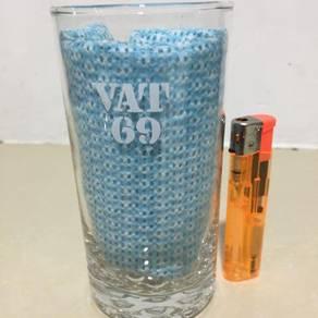 119 Gelas Vat 69 glass