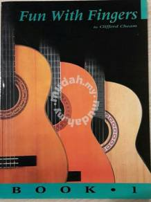 Fun With Fingers ( Guitar Book 1 )