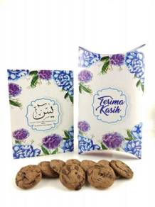 Surah Yaasin,cookies dan Pillow Box