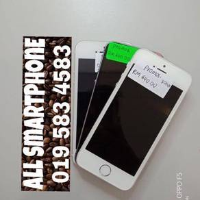 Iphone 5s 32gb trwow