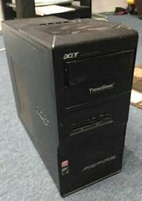 Computer desktop CPU only