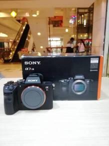 Sony a7riii fullframe body - 99% new