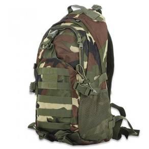 Beg Backpack Celoreng Askar Tentera Hiking Camping