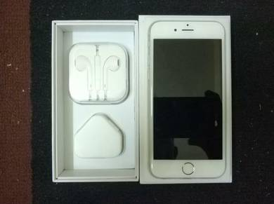 Iphone 6 64gb Fullset Box