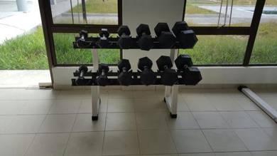 Dumbbell Rack 6 pair