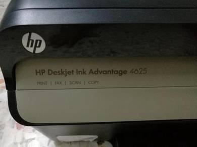 Hp deskjet ink advantage 4625 printer