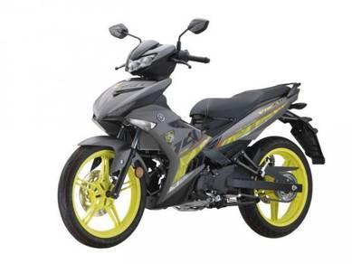Yamaha y15zr (ready stok)promosi cny 2021