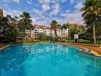 Low Deposit Fully Furnished Vista Indah Putra Apartment Bayu Klang