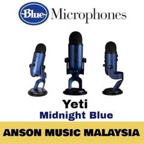Blue Microphones Yeti Professional USB Mic,Mid Bl