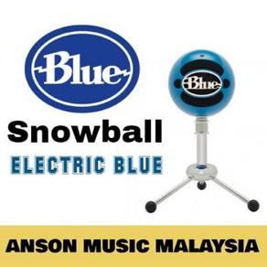 Blue Microphones Snowball Classic USB Mic,Elec Bl