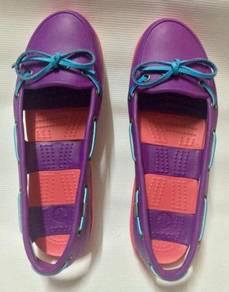Crocs Boat Shoes Women ~ FREE SHIPPING