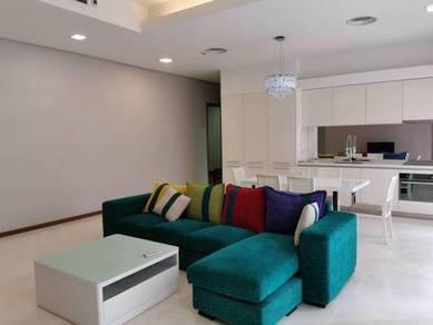 New Completed Sefina Residensi Condo Mont Kiara Move In Condition