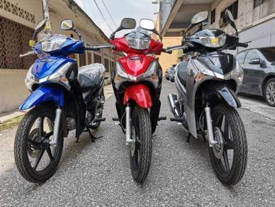 Wave 125 wave 125 CNY Offer With Zero D/P Now