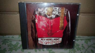 CD New Model Army - The Ghost of Cain