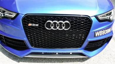Audi A5 RS5 Grille Conversion Facelift RS5 Grille