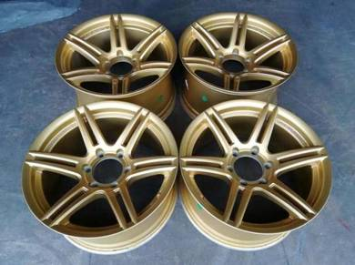 USED PLAYBOY CONCEPT 18inc RIM FORD RANGER HILUX