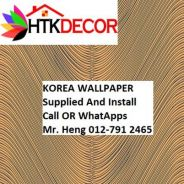 Install Wall paper for Your Office V729W