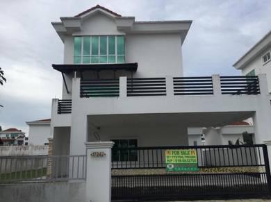 2 1/2 Storey Linked-Detached House, Bandar Sri Indah, Mile 10