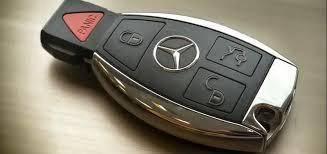 Mercedes Benz remote key - one year warranty in KL