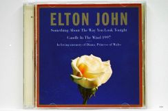 Original CD - ELTON JOHN - Candle In The Wind 1997