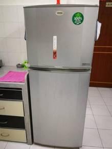 Samsung 2 door Cooltech refrigerator
