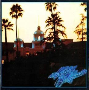 CD Cover - EAGLES - Hotel California [2006]