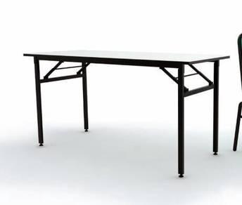 NEW Foldable Banquet Table - Meja Lipat 4'X2' M/P