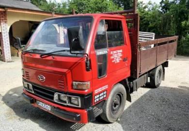 Daihatsu Delta 1 cargo v57 thn 1996