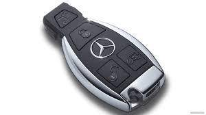 Mercedes Benz oem remote key w176 w221 A Class