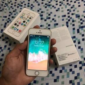 Iphone 5s 16GB Gold set MY