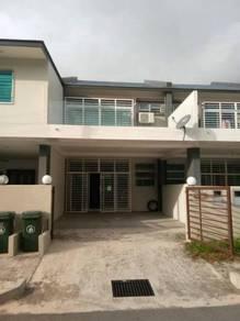 Taman Rimba Double Storey House For Sale