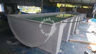 Fish Breeding Tank ( HET Aquaculture Tank )