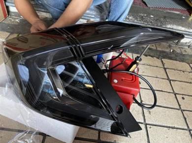 Honda Civic fc 16 - 20 tail lamp light running led