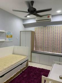 Fully Furnished and Renovated Glenview Apartment Cheras