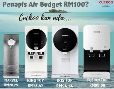 Water Filter CUCKOO Purifier Pengkalan Hulu KYZX